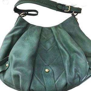 orYANY green bag